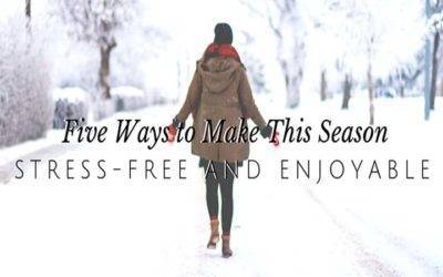 5 Ways to Decrease Holiday Stress