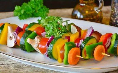 Easy Ways to Eat More Fruits and Veggies