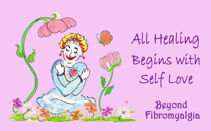 All Healing Begins with Self Love