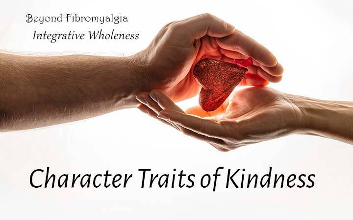 Character Traits of Kindness