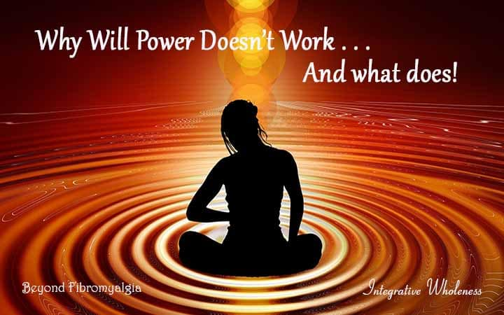 Why Willpower Doesn't Work . . . And What Does!